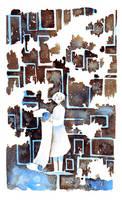 An art collector by koyamori