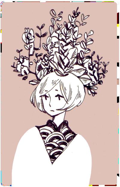 vase by koyamori