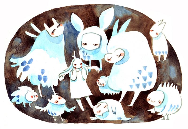 masklings by koyamori
