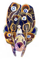 Travel By Moth by koyamori