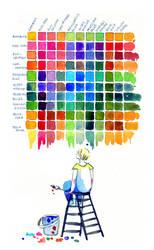 mix chart by koyamori