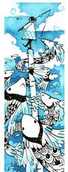 skyfishing by koyamori
