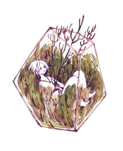 Little space by koyamori