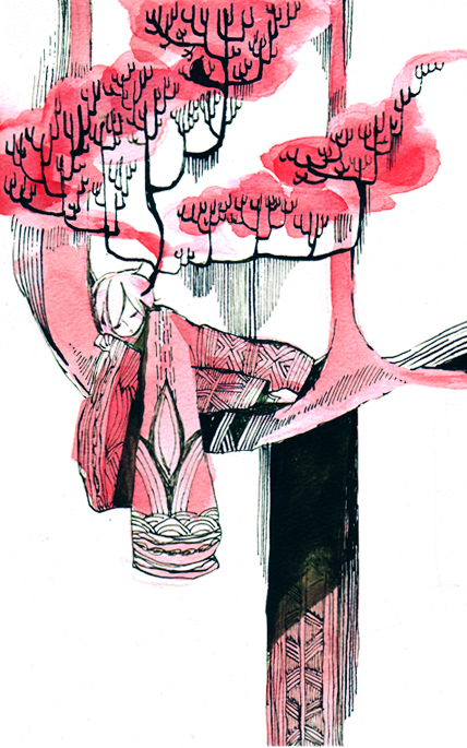 A dream tree by koyamori
