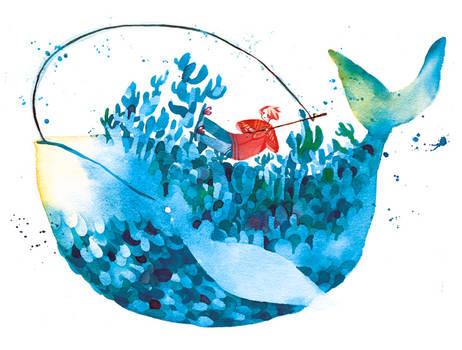 Big Fish by koyamori