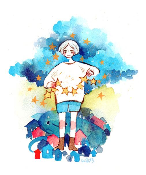 stardust by koyamori