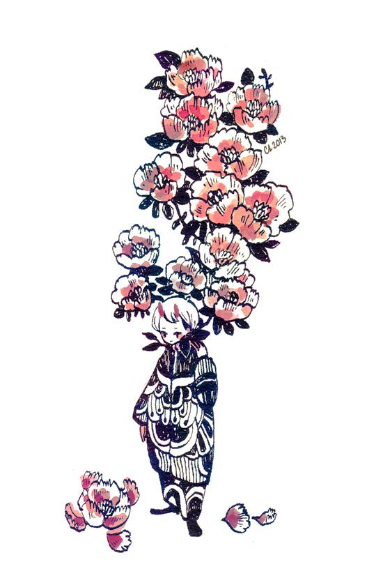 botan by koyamori