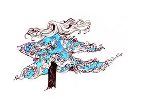 Waves by koyamori