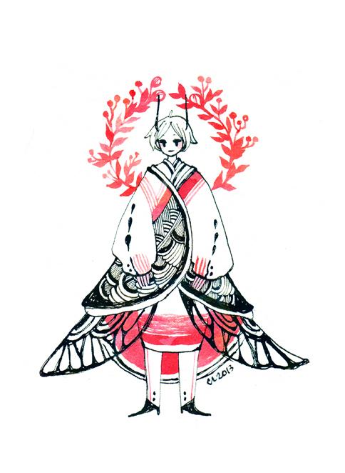 Cicada by koyamori