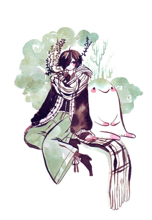 radish by koyamori
