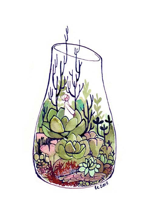 terrarium 2 by koyamori