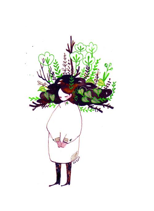 Leafy by koyamori