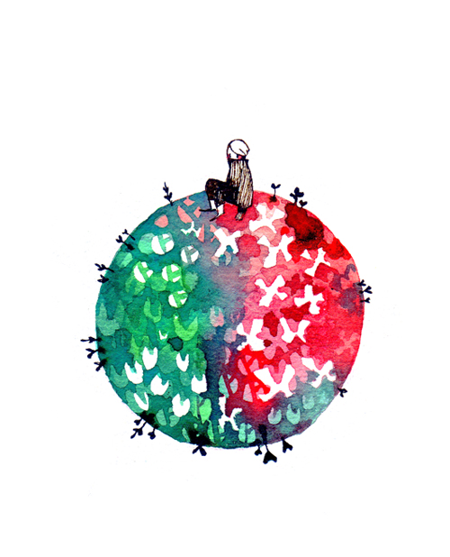 Flower Planet by koyamori
