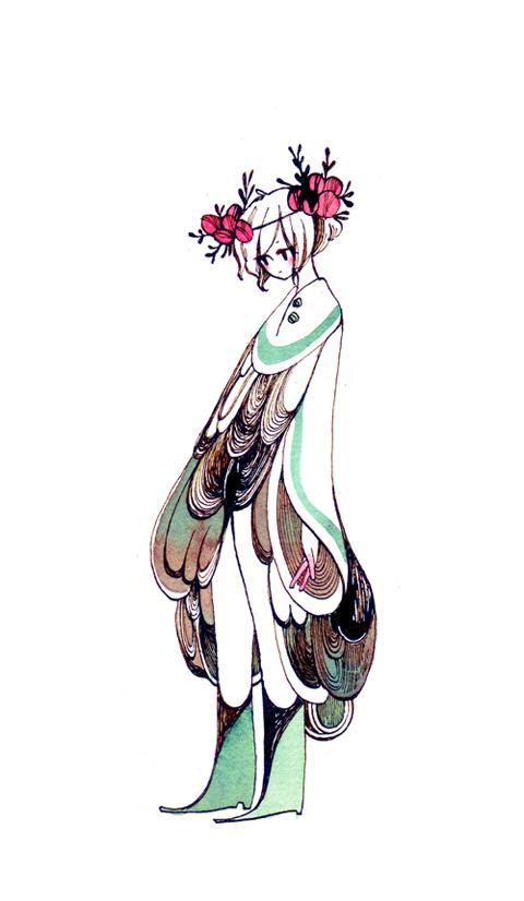 Acorn by koyamori