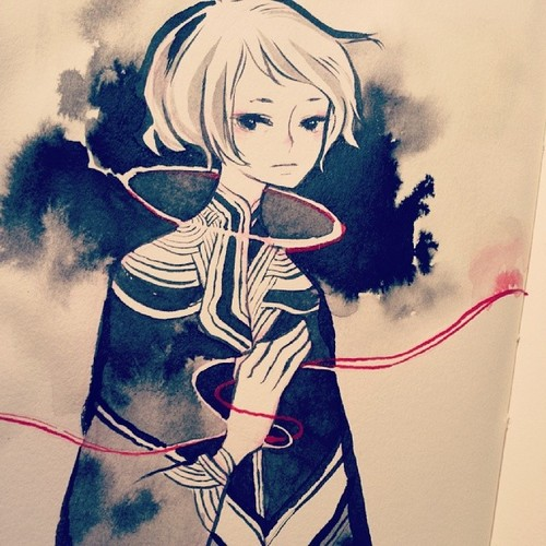 String by koyamori