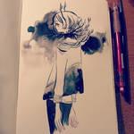 Brush + Ink