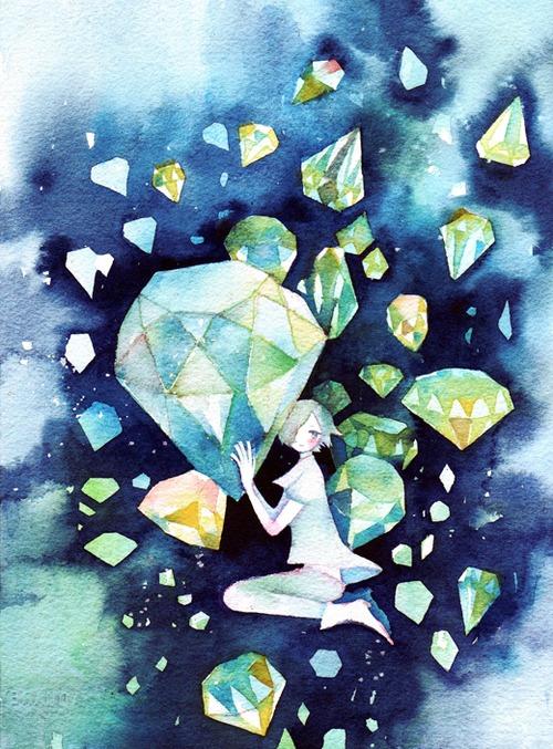 Diamonds by koyamori