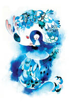 water dragon by koyamori