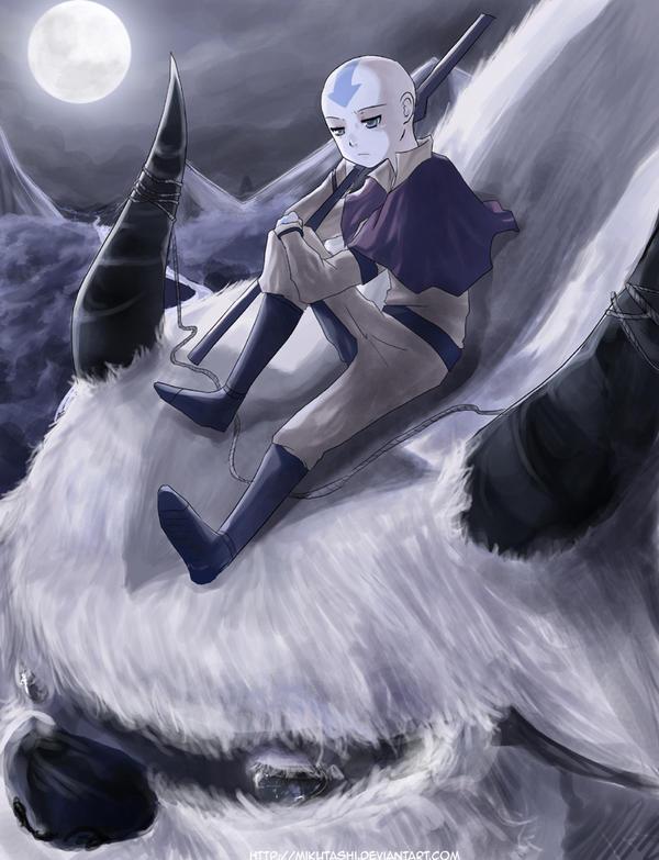 Avatar: Night flight