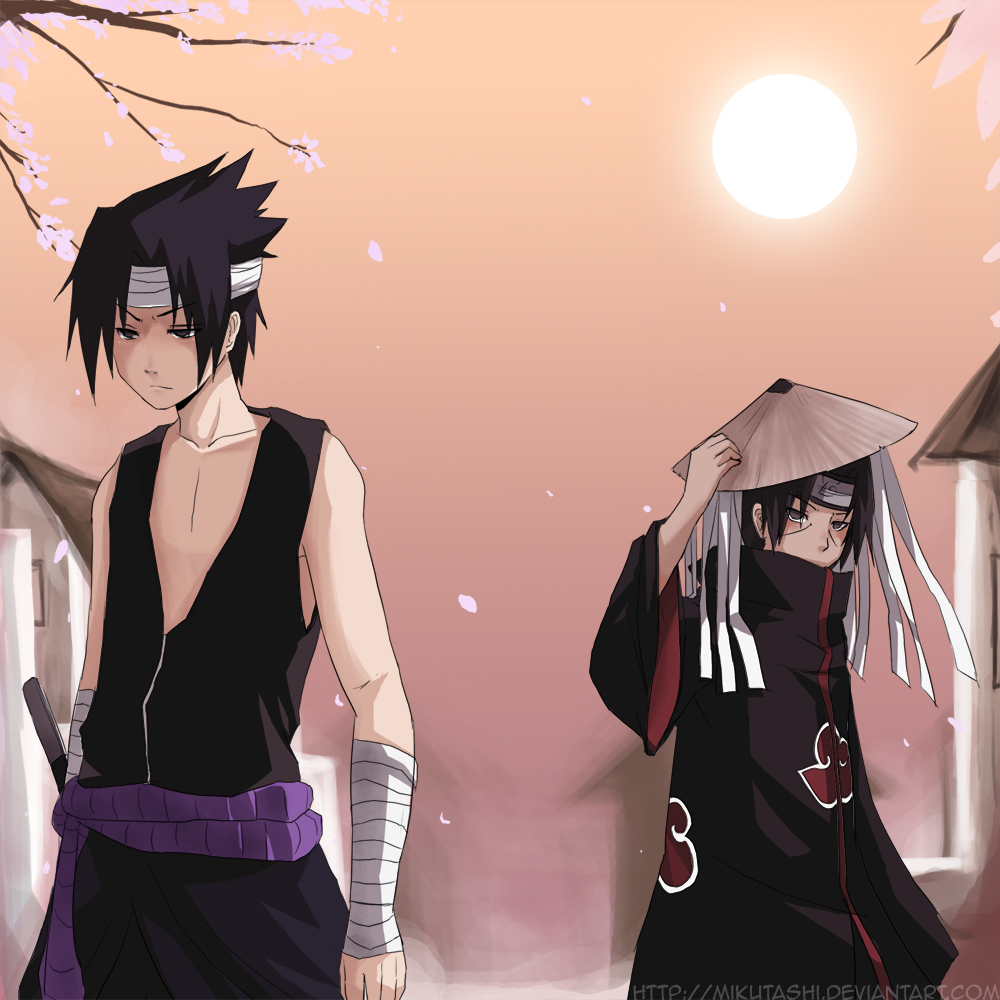 Sasuke itachi AT__Sasuke_and_Itachi_by_Mikutashi.jpg