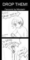 Naruto: DROP THEM