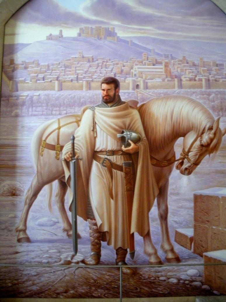 El Cid Campeador by Marmoset-Warlord