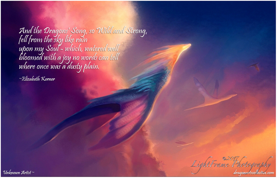 Dragon Quote by lilpixie