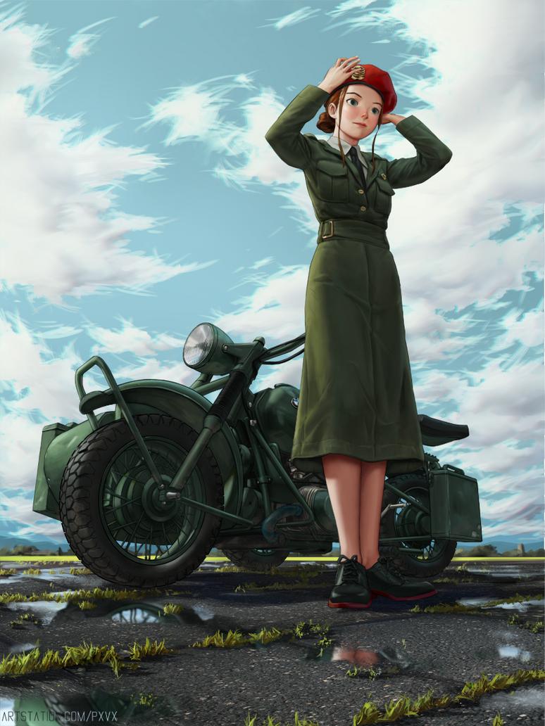 Uniform by porksiomai