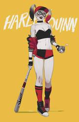 Harley Quinn RWB