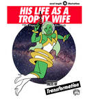 Trophy Wife Alternate Cover