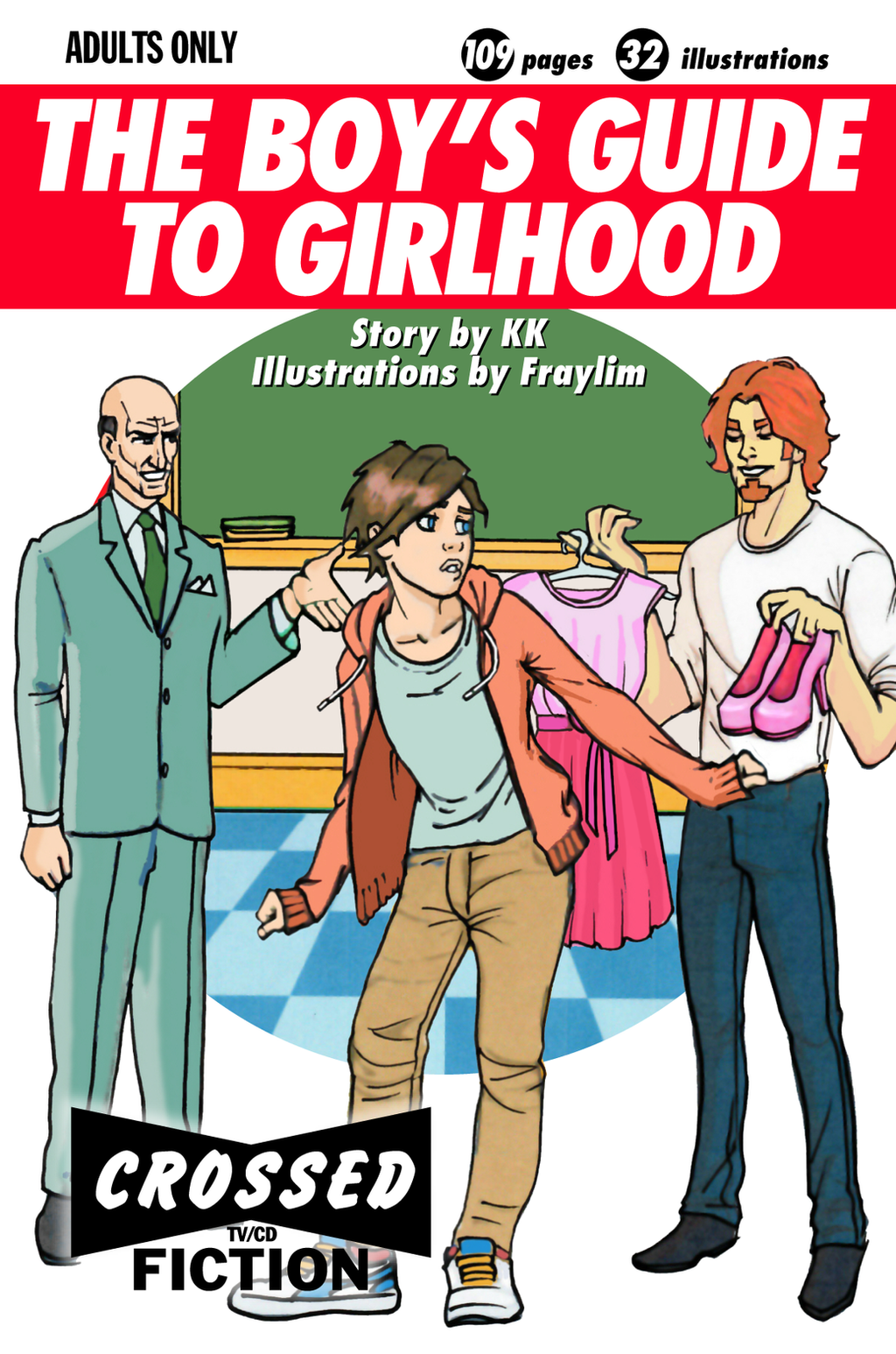 The Boy's Guide to Girlhood by JoeSixPack60 on DeviantArt
