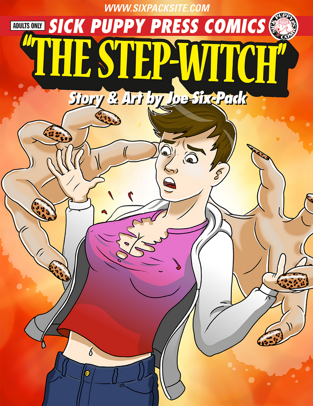 The Step-Witch
