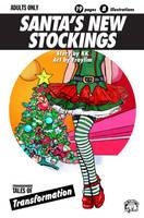 Santa's New Stockings by JoeSixPack60