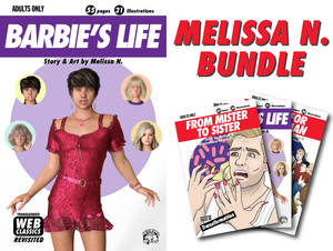 New Bundle + Barbie's Life