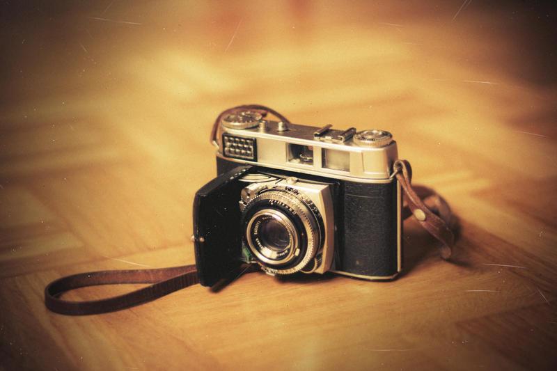 Kodak Retina 1B by zomx