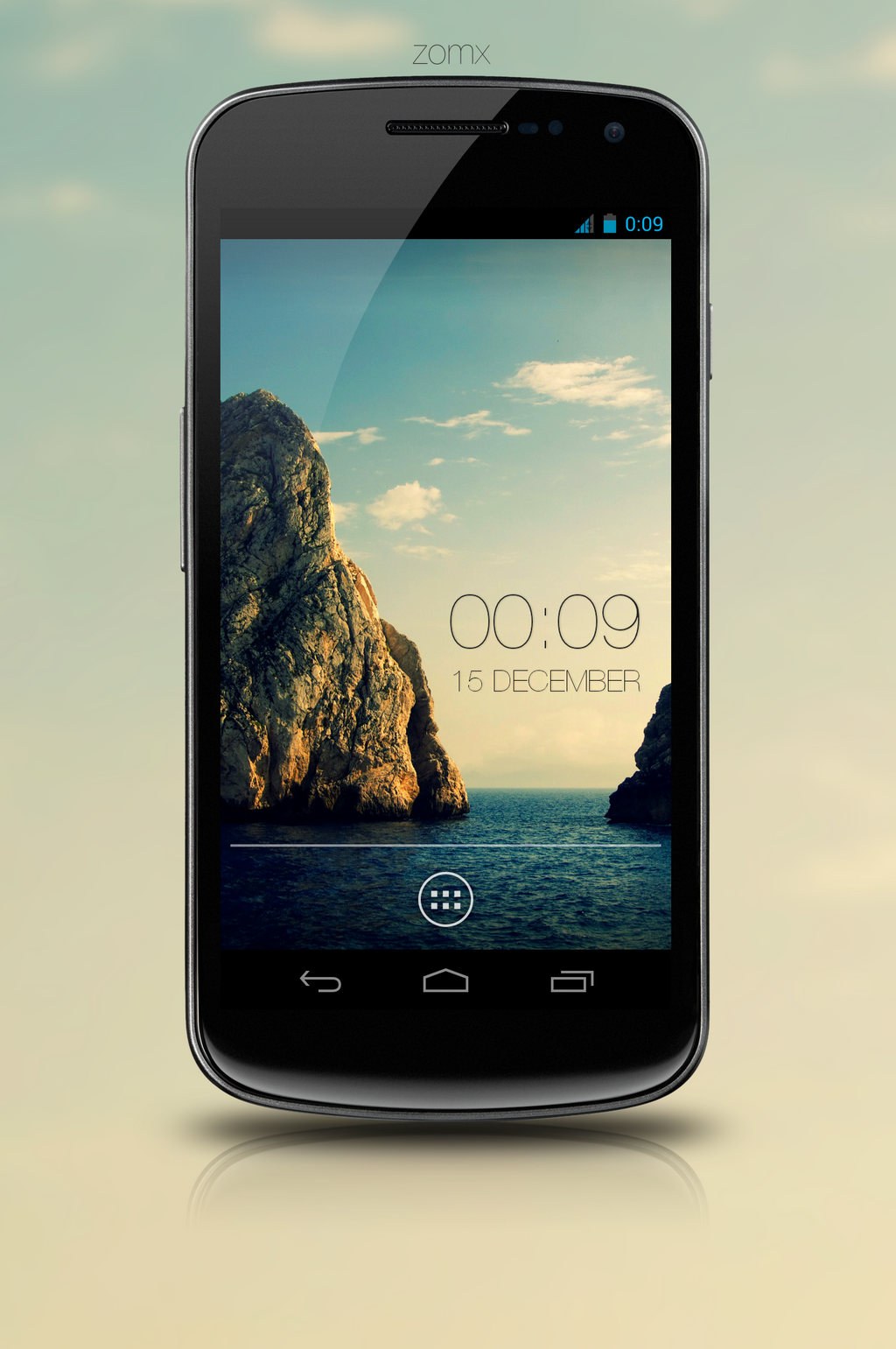 Galaxy Nexus v3 by zomx