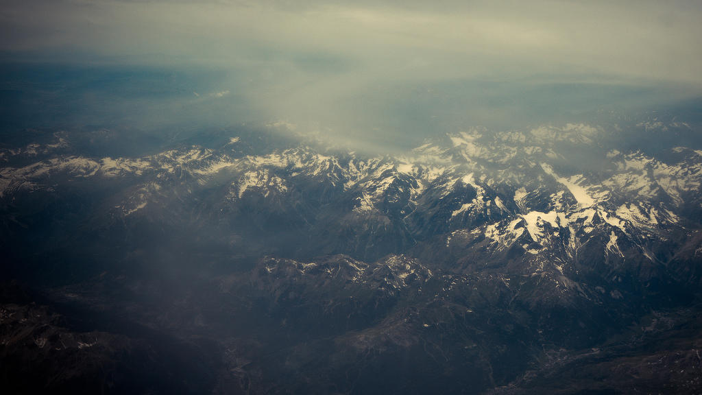 The Alps by zomx