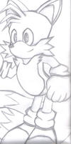 Tails Sonic full view please!