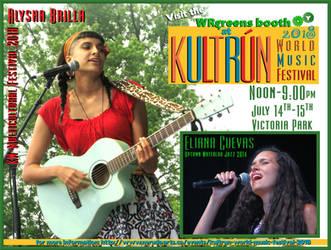 My Kultrun Poster (2018)