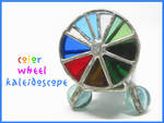 Color Wheel Kaleidoscope by laurelrusswurm