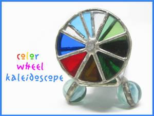 Color Wheel Kaleidoscope