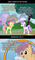 The Old Cutie Mark Crusaders