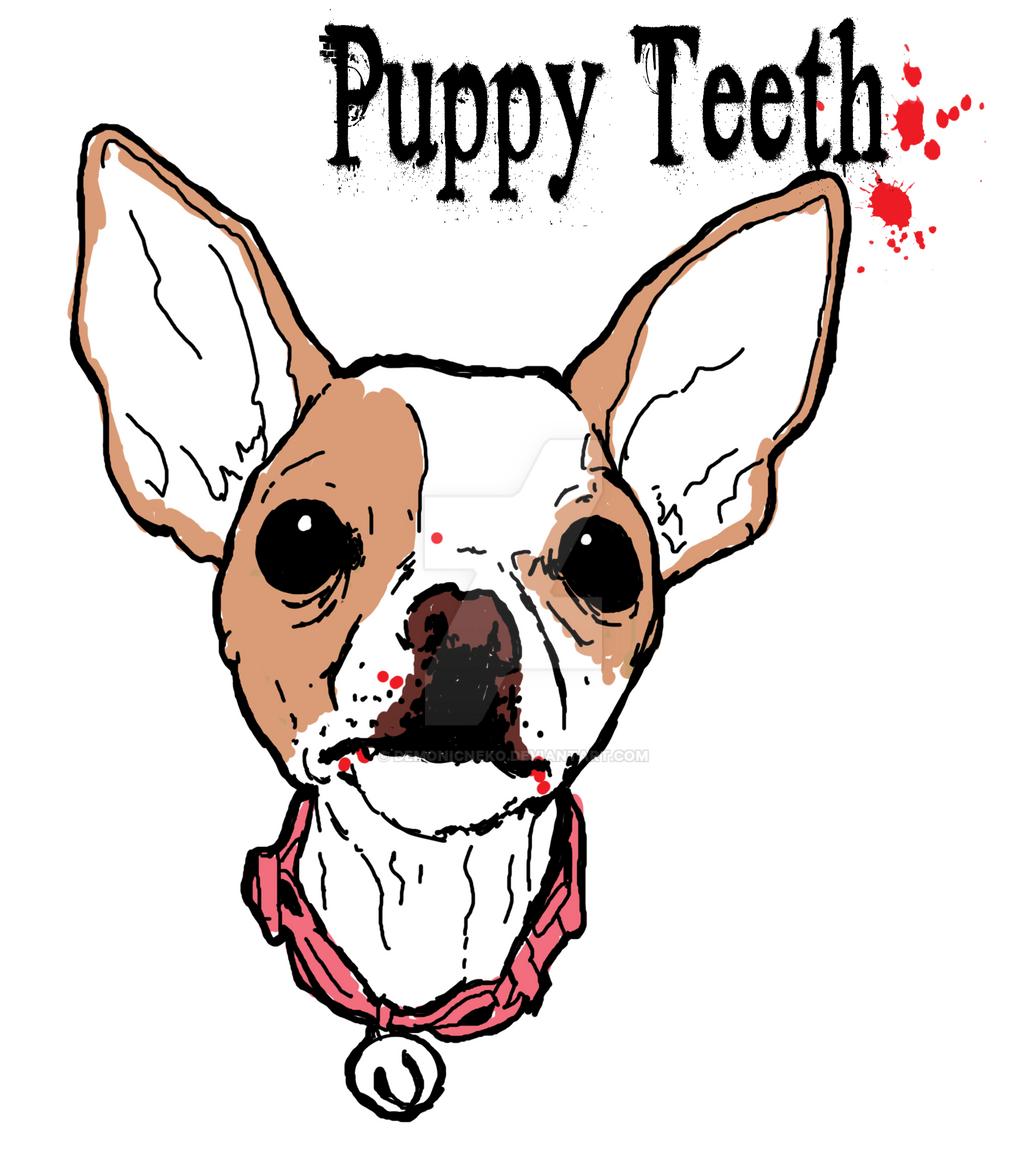 Puppy Teeth by DemonicNeko