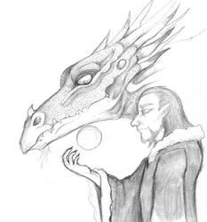 Flight of Dragons by DemonicNeko