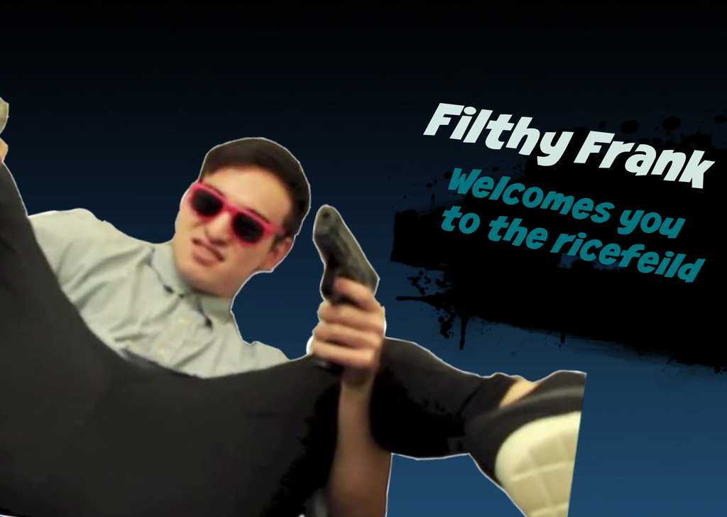 Filthy Frank In SmashBrother4 By PhillupDanks