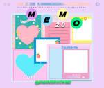 memos 2.0 // Universtar