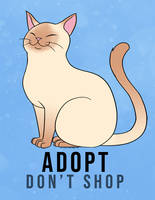 .: Adopt Don't Shop! :.