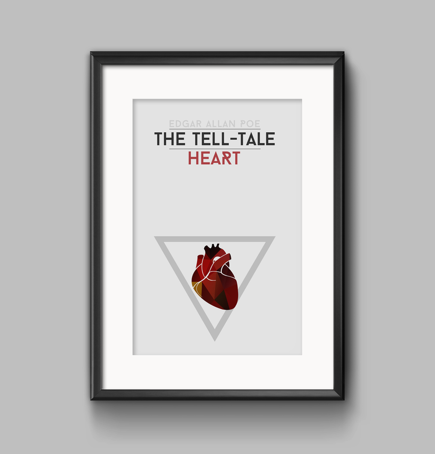 sadism in the tell tale heart by The tell-tale heart is a short story by american writer edgar allan poe, first published in 1843 it is relayed by an unnamed narrator who endeavors to convince the .