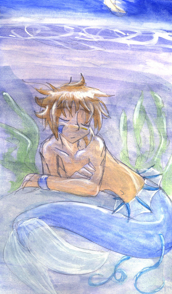 Sleeping with the fishes by bluecrysto on deviantart for Sleeping with the fishes