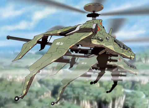DESTINY-HX32 Dragons on patrol